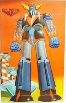 3-D Poster Grendizer - Editions & Techiques Toei Dynamic Pictural - 1978
