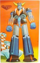 3-D Poster Grendizer - Editions & Techiques Toei Dynamic Pictural - 1978