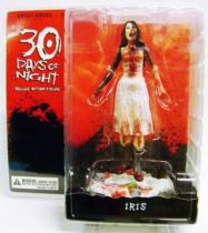 30 days of night - Gentle Giant - Arvin, Marlow, IrisIris (Burned Arms version) & Lilith