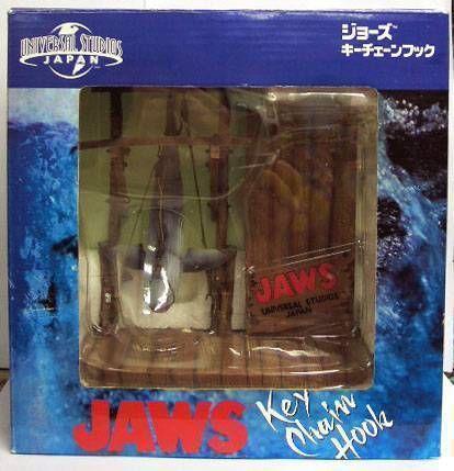 Universal studios Japan Les dents de la mer accroche clefs