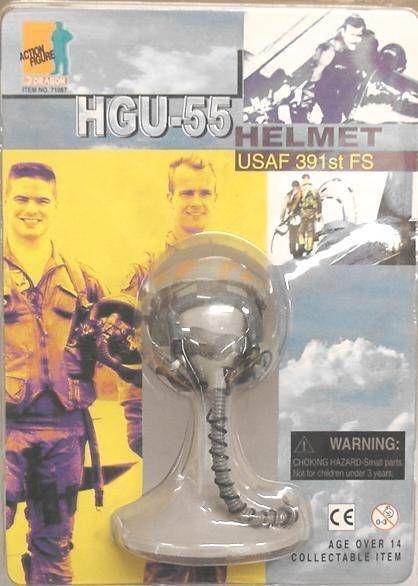 HGU-55 Helmet USAF 391st FS
