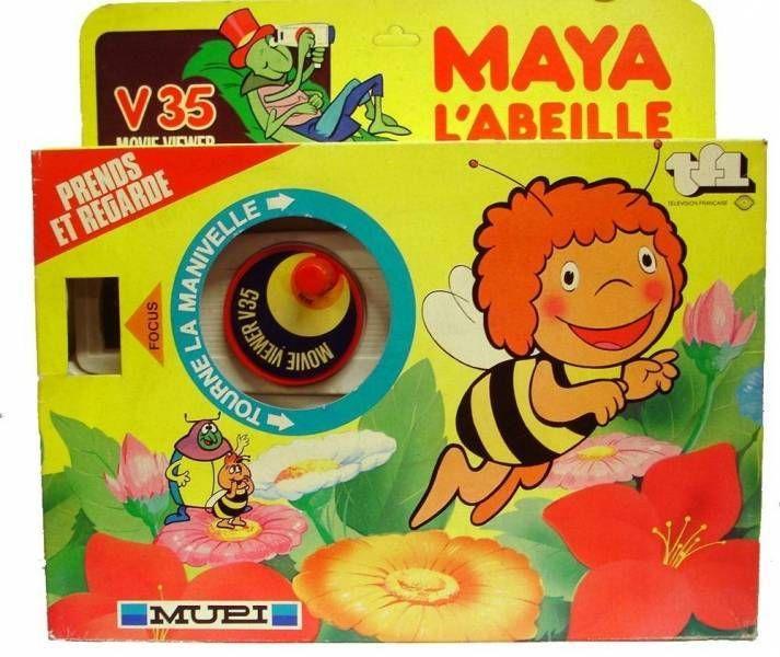 Maya l'abeille (Schleich) 1976 - MAJ 14/10/2013 - 52719_grande