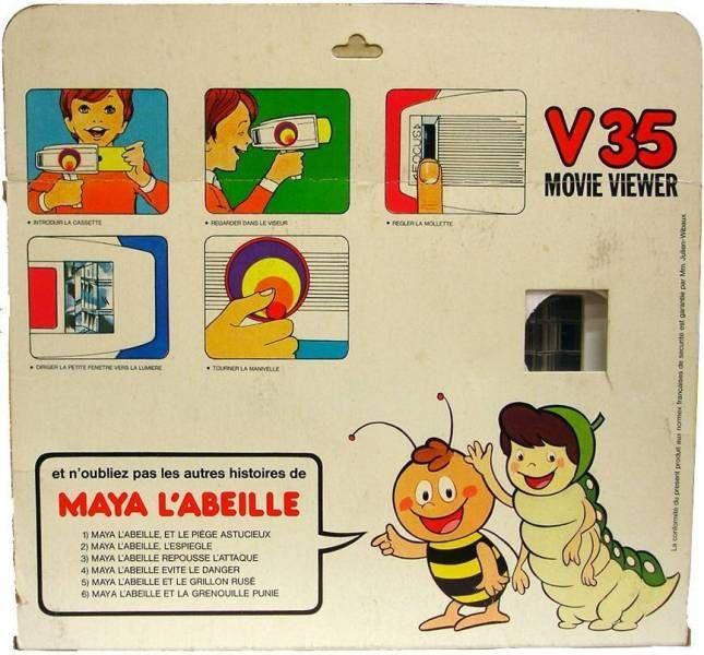 Maya l'abeille (Schleich) 1976 - MAJ 14/10/2013 - 52721_grande