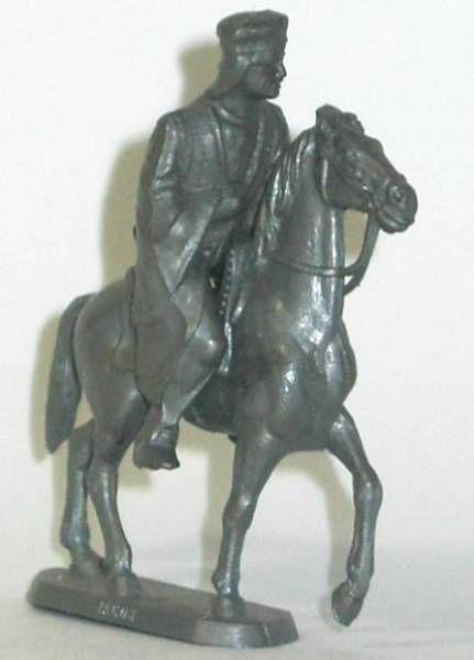 Thierry la Fronde , Figurine MC Caiffa , cavaliers , Docteur Jacob