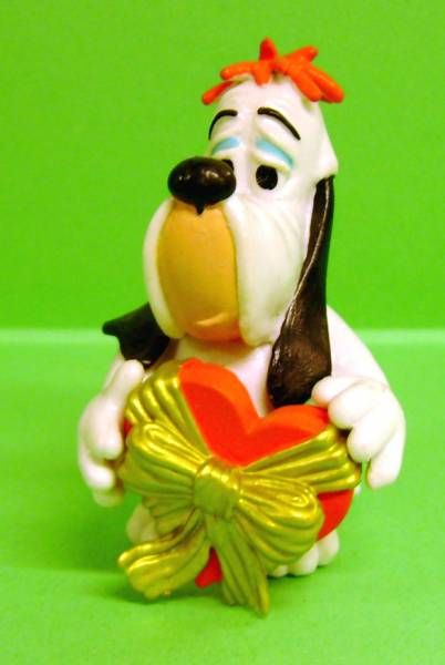 Droopy  - M.D. Toys 1997 - Droopy amoureux