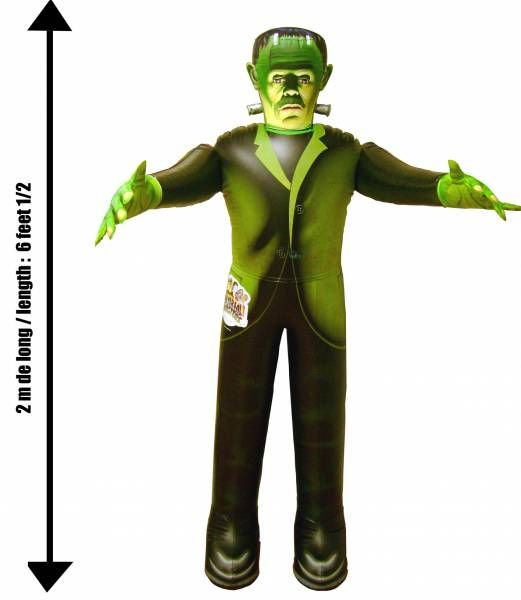 Universal Studios - Frankenstein Gonflable Taille R�elle (2m)