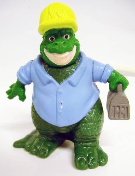 Dinosaurs - Earl Sinclair - Premium McDonald
