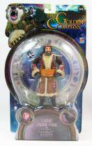 À la croisée des mondes : La Boussole d\'or - Popco -  Lord John Faa avec son Daemon Corbeau