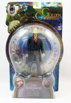 À la croisée des mondes : La Boussole d\'or - Popco - Lee Scoresby (Sam Elliott) avec son Daemon Hester le Lièvre