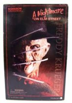 A nightmare on Elm Street - 12\'\' Sideshow - Freddy Krueger \'\'Classic\'\'