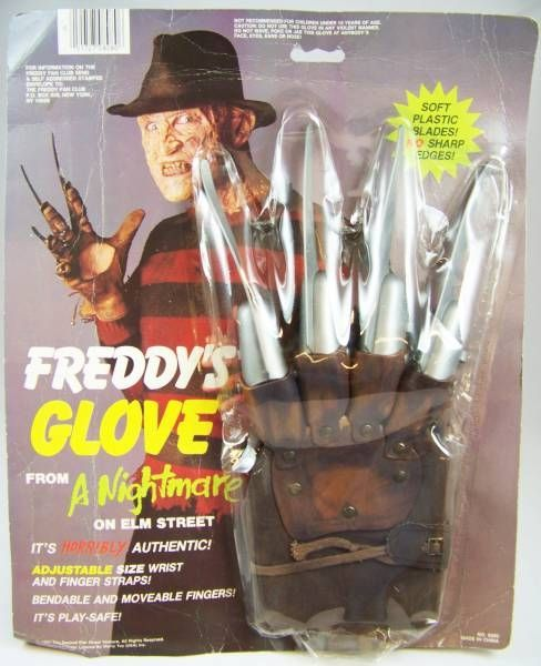 A Nightmare on Elm Street - Freddy Krueger\'s Glove