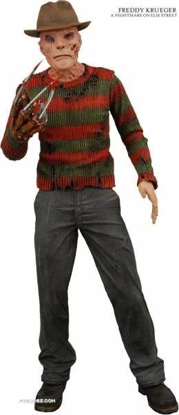 A Nightmare on Elm Street (2010) - Freddy Krueger - NECA