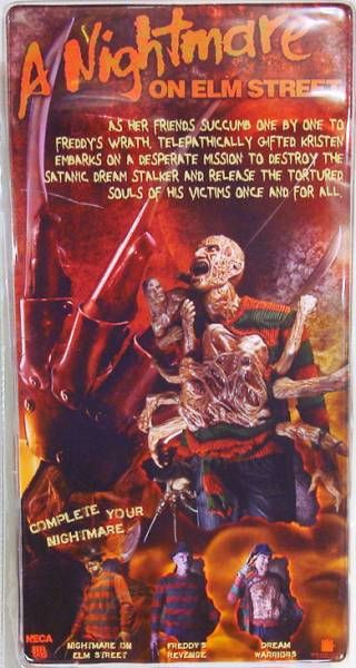 A Nightmare on Elm Street 4 - Freddy Krueger - NECA