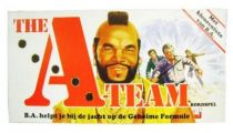 A-Team : B.A. - Merchandising - Board Game lends a hand in the Race for the Formula