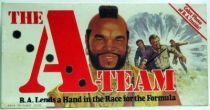 A-Team : B.A. Merchandising Board Game lends a hand in the Race for the Formula