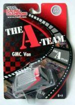 A-Team - ERTL Mint on card vehicule - Van racing Champion