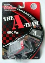 A-Team - ERTL Mint on card vehicule - Van racing Champion