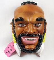 A-Team - Face-mask by Cesar - Mr. T as B.A. Barracus