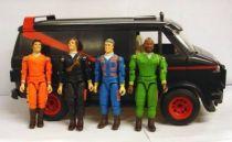 A-Team - Galoob Loose vehicule - A-Team - Galoob Loose vehicule - Tactical Van Playset with A-Team