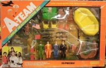 A-Team - Galoob Mint in box Action Figure - Combat Headquarters set