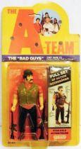 A-Team - Galoob Mint on card Action Figure - Bad Guys \'\'Cobra\'\'