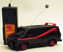 A-Team - Loose vehicule - 1/24° Van  Radio-Control