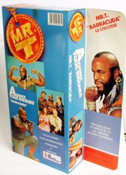 A-Team - Mr T as B.A. Baracus 12\'\' figure - civilian outfit