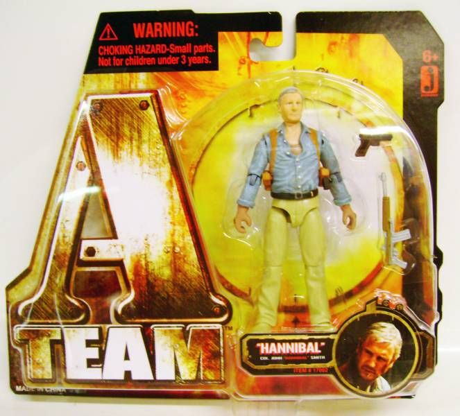 A-Team (the Movie) - Col. John \'\'Hannibal\'\' Smith
