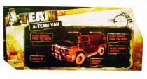 A-Team (the Movie) - Electronic A-Team Van
