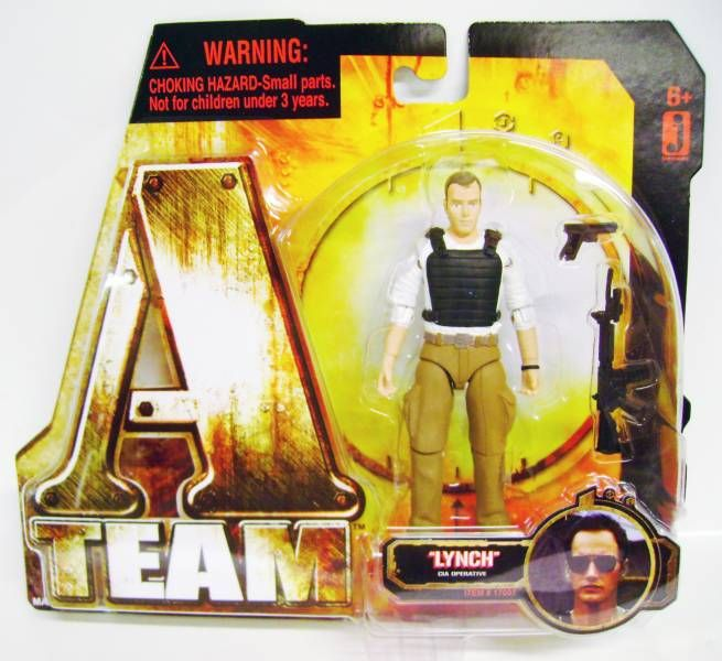 A-Team (the Movie) - Lynch C.I.A. Operative