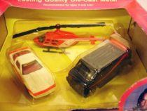 A-Team 1/64° 3 piece gift set - ERTL 1983