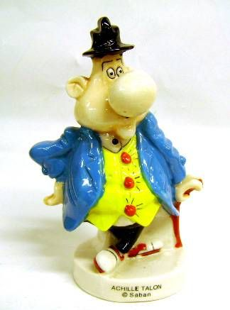 Achille Talon - Ceramic Figure - Saban/Magasins U