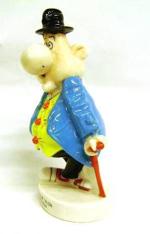 Achille Talon - Ceramic Figure - Saban/Magasins U