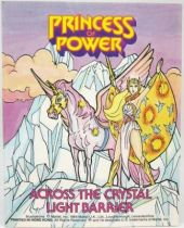 Across the Crystal Light Barrier (english-french)