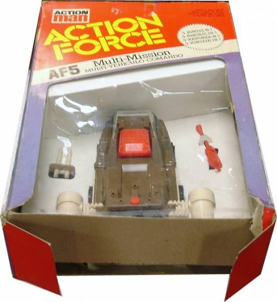 Action Force - AF5 Multi Mission Vehicle