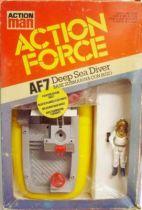 Action Force - AF7 Deep Sea Diver Base