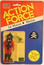 Action Force - Enemy Forces - The Muton