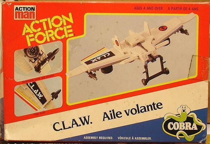 Action Force / G.I.Joe - Cobra C.L.A.W.