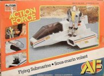 Action Force / G.I.Joe - Flying Submarine
