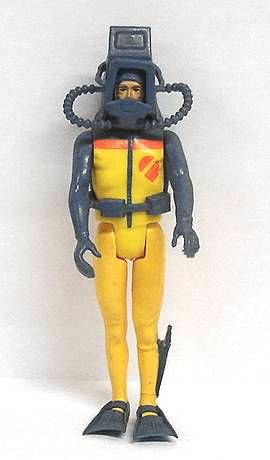 Action Force - Q-Force - Aqua Trooper