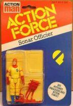 Action Force - Q-Force - Sonar Officer