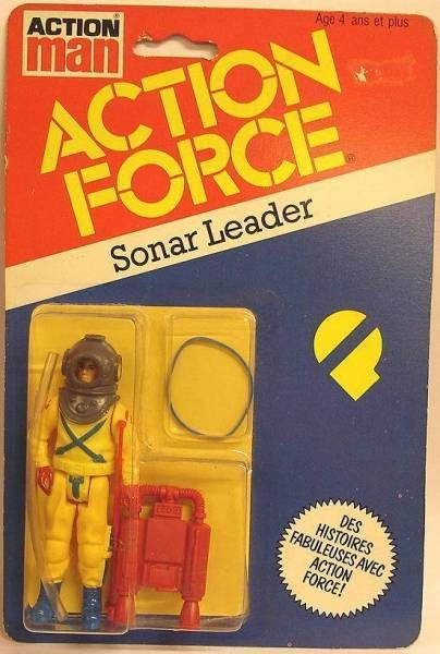 Action Force - Q-Force Deep Sea Defender