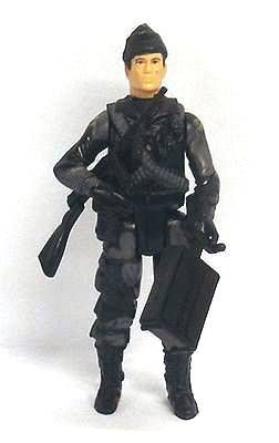 Action Force - S.A.S. Commando (loose)