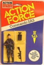 Action Force - S.A.S. Commando