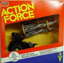 Action Force - S.A.S. Mobile Missile System