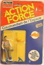 Action Force - Space Force Space Commander