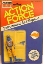 Action Force - Space Force Space Patroller