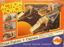 Action Force - Space Force Triad Fighter