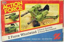 Action Force - Z-Force Whirlwind