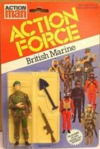Action Force British Marine